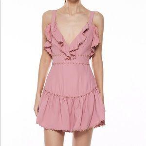 Talulah Rare Beauty Mini Dress -NEW w/ Tags